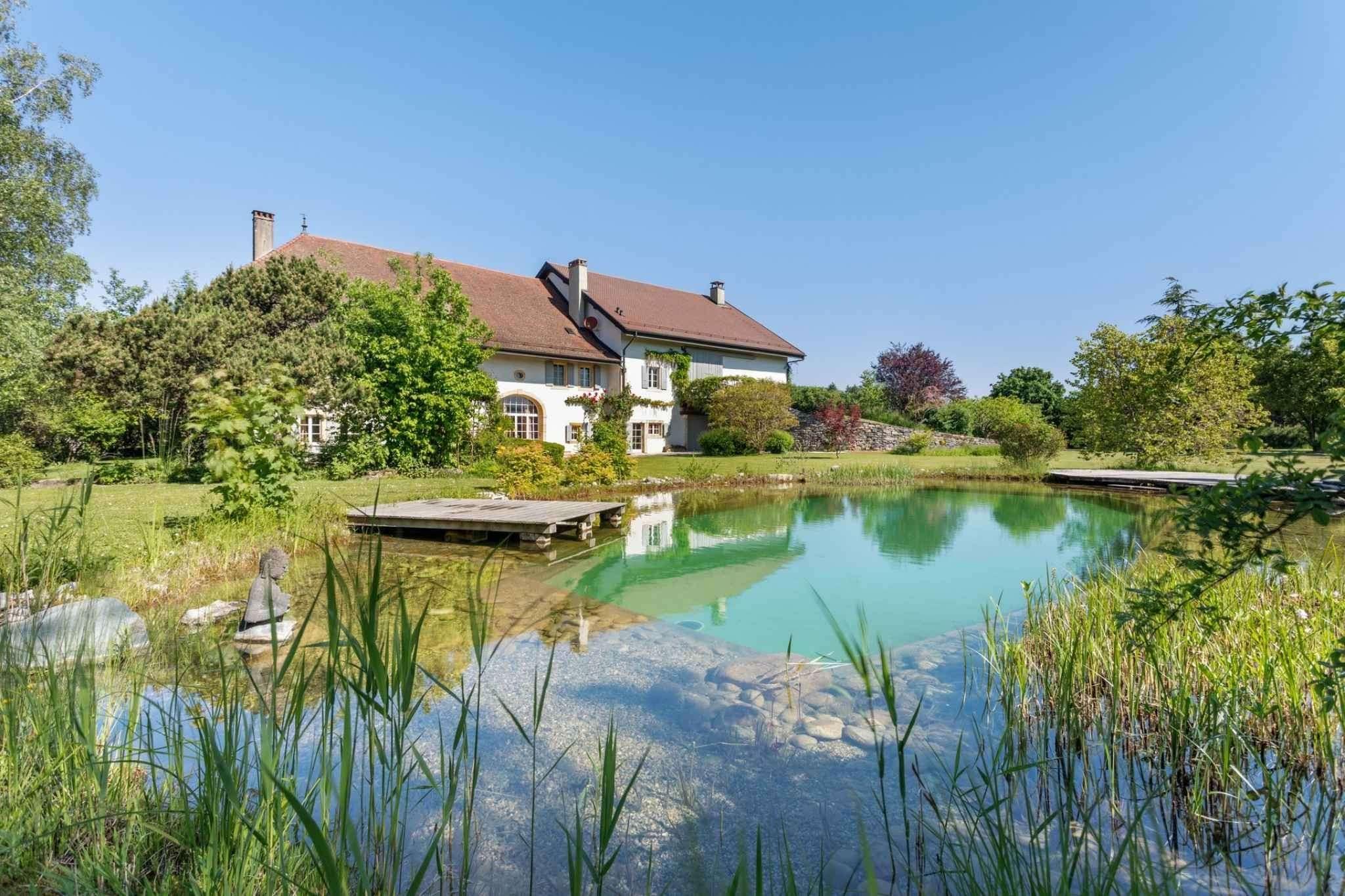 Exclusivité: Magnifique propriété dans la campagne Vaudoise