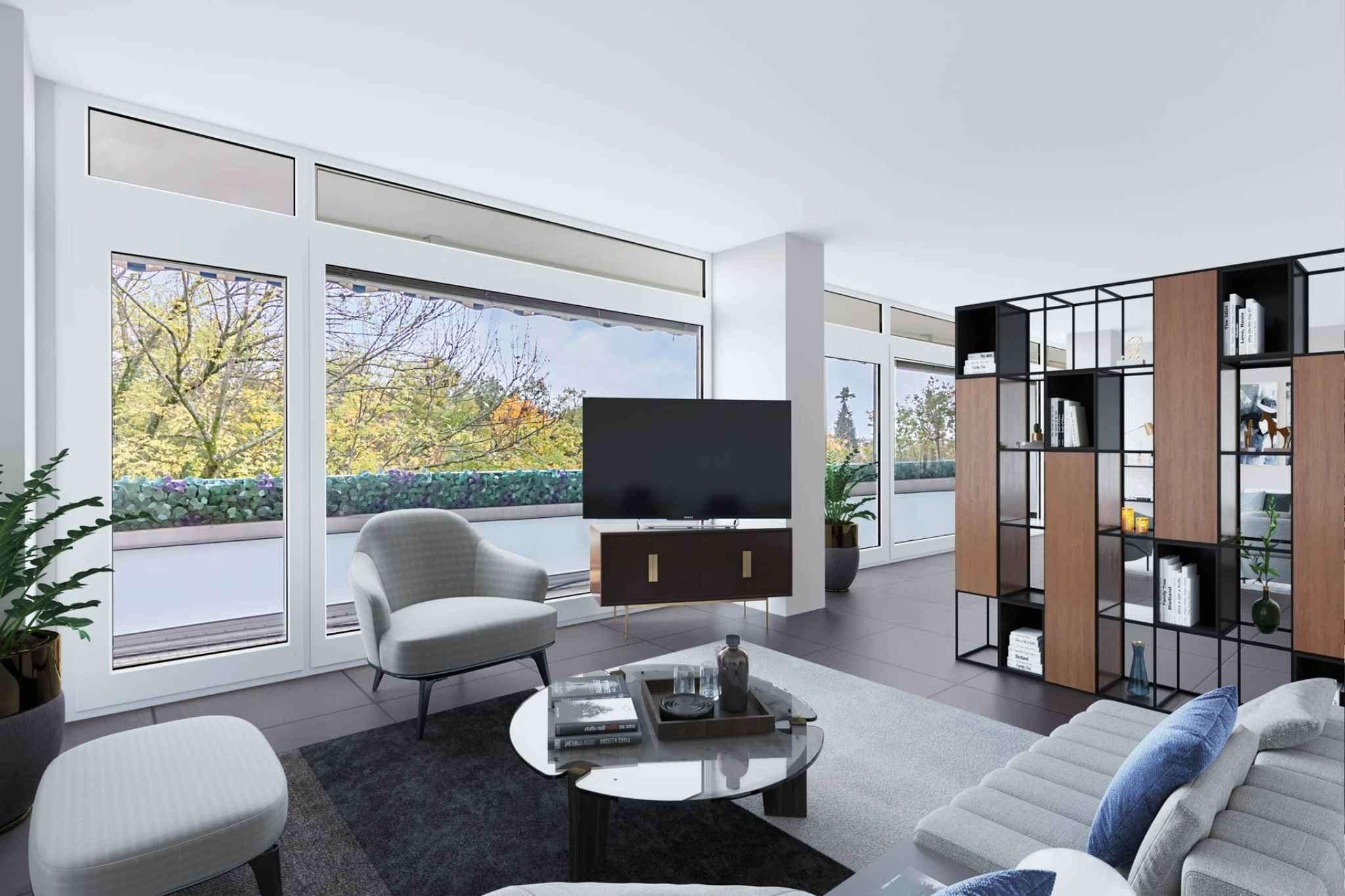 Apartment 8 rooms Malagnou
