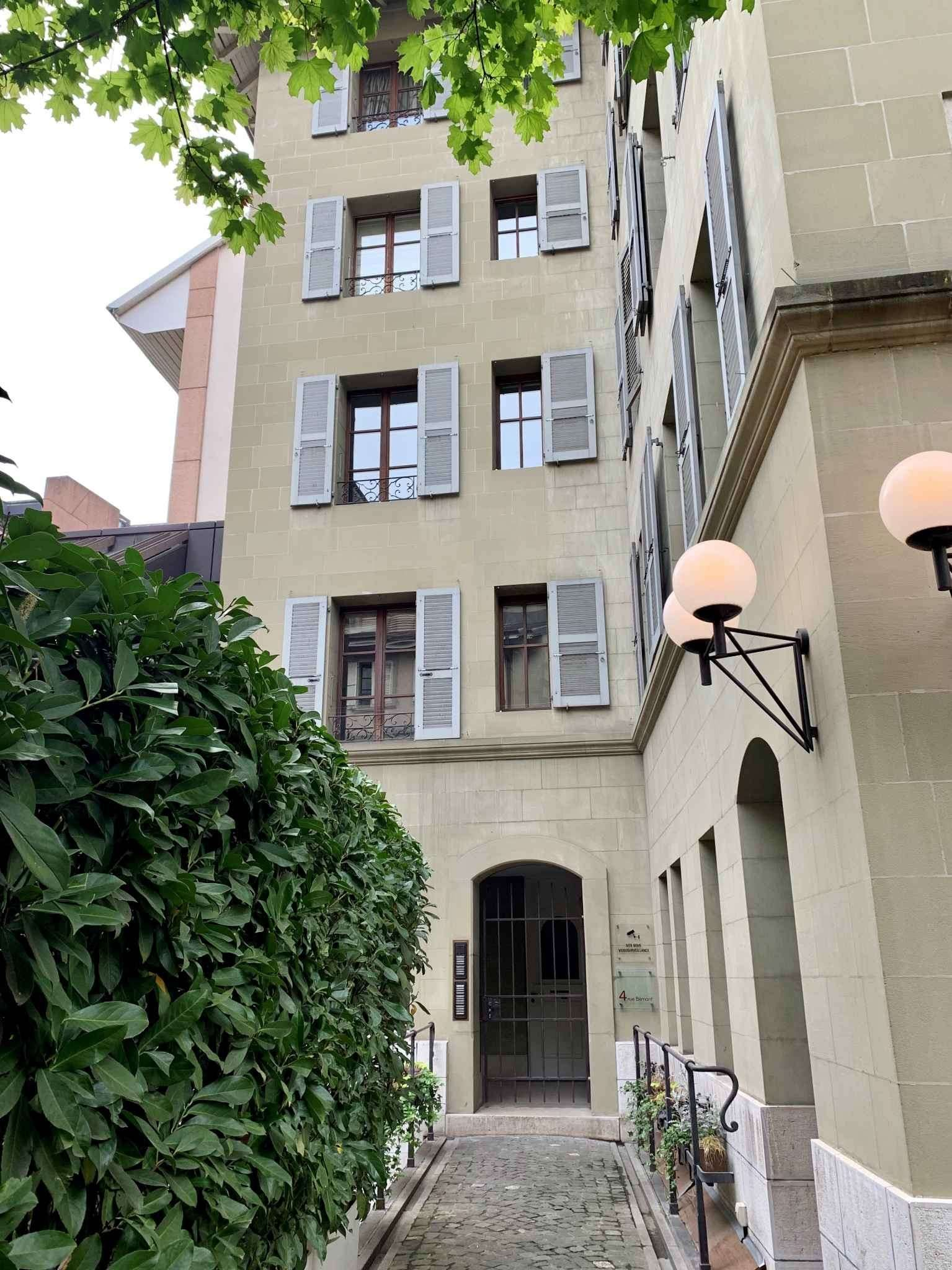 Apartment 3 rooms Cité-Rues Basses
