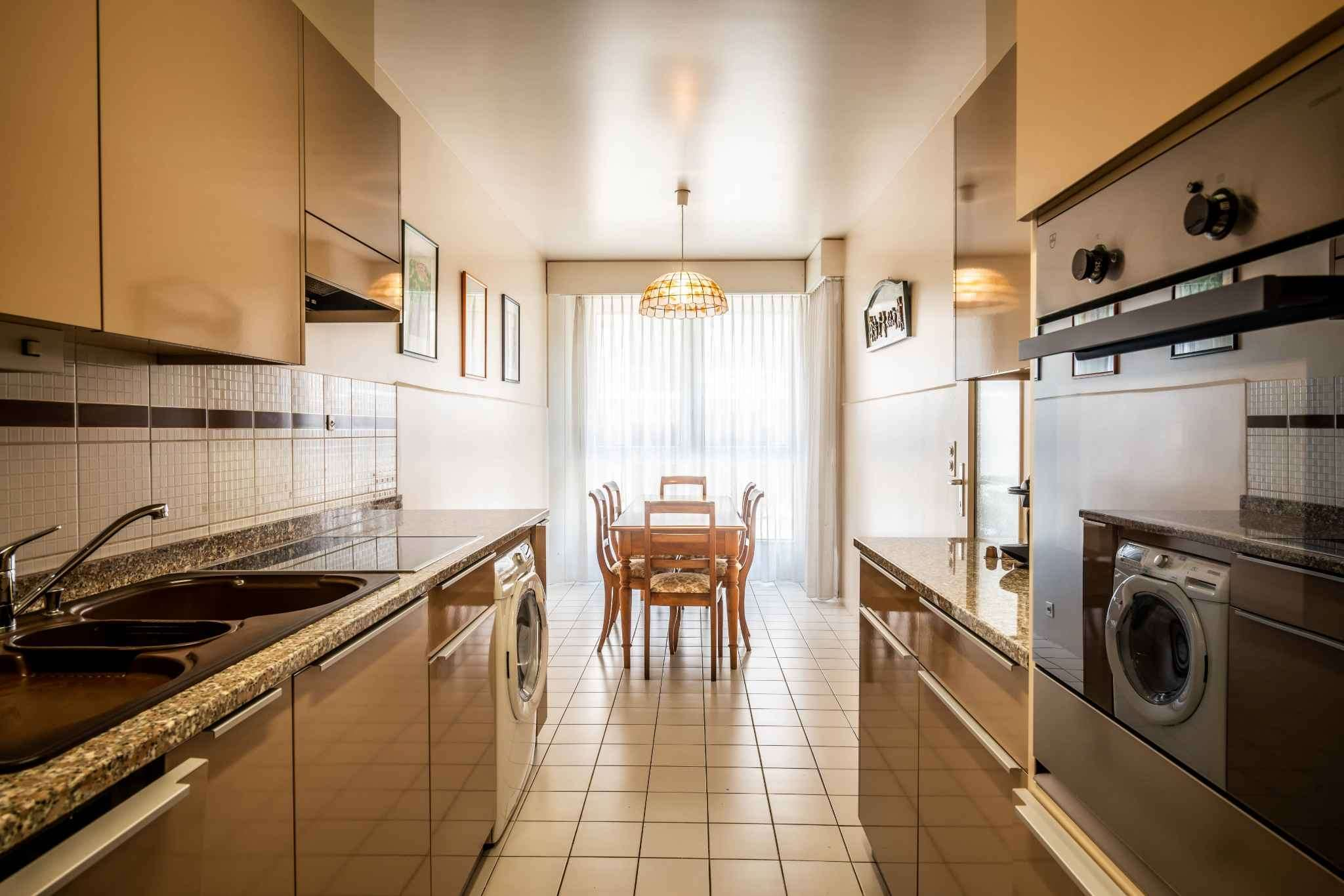 Magnificent 4-room apartment in central Eaux-Vives
