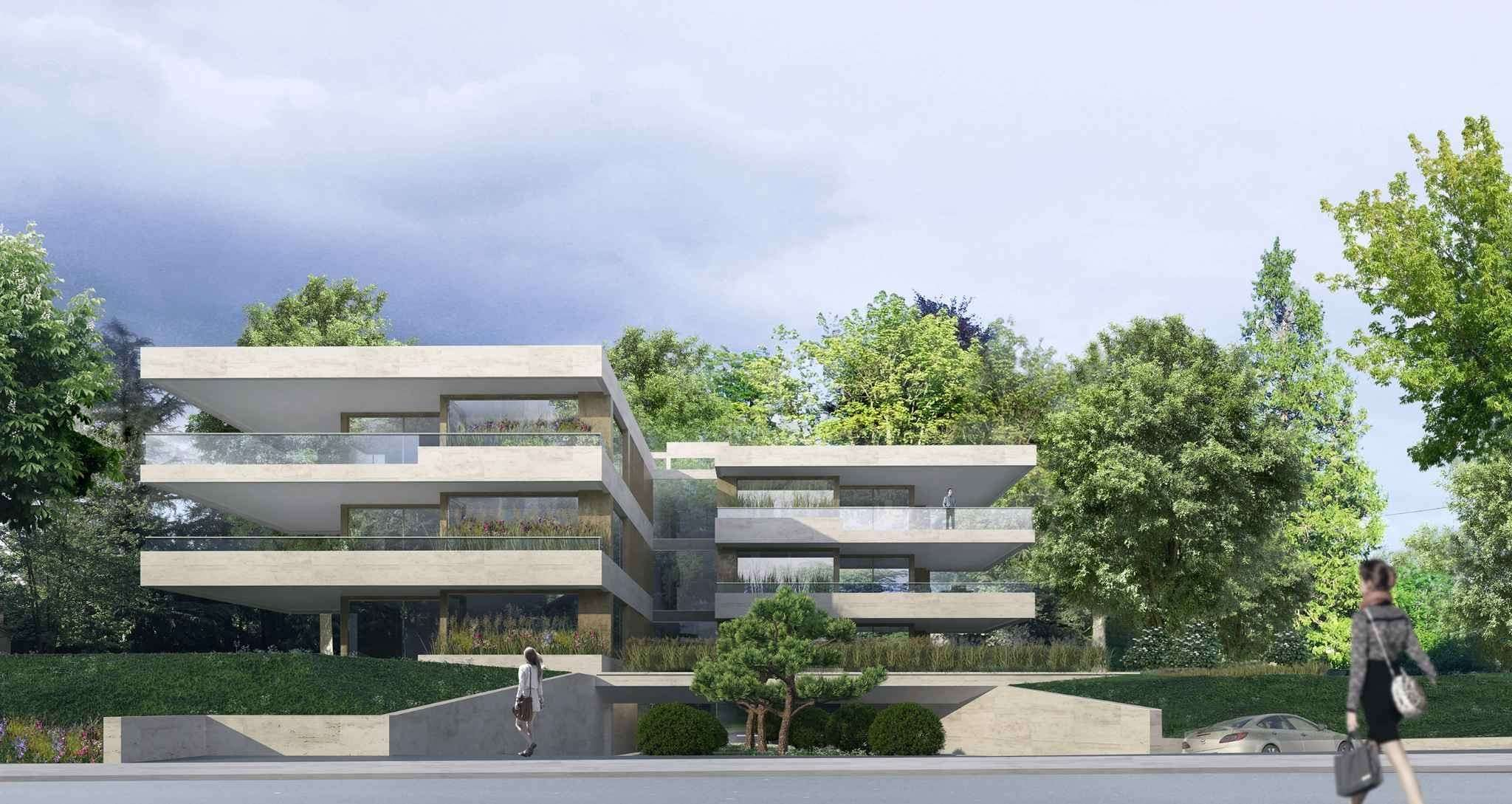 Apartment 5 rooms Pregny-Chambésy