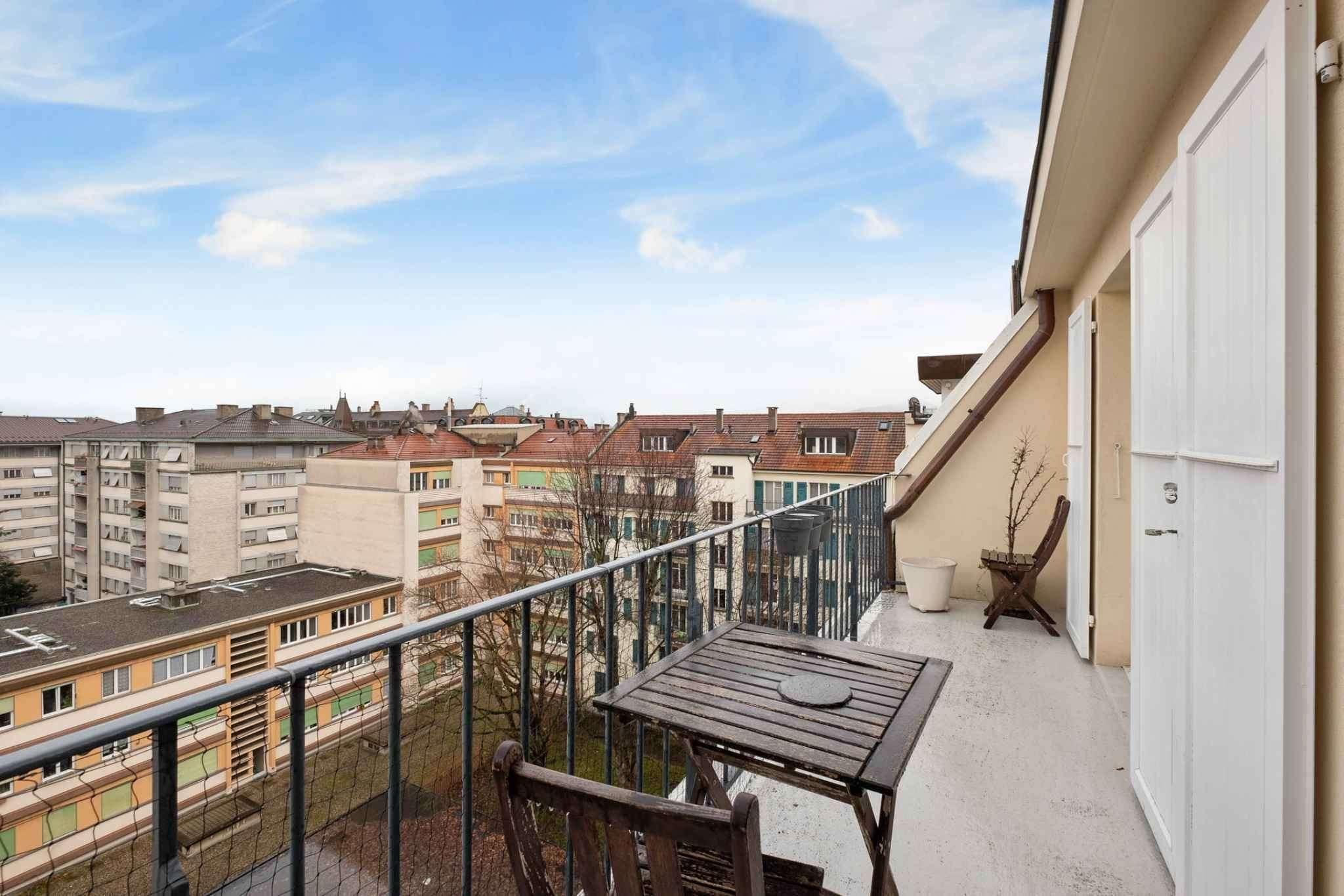 Apartment 5 rooms Servette-Nations