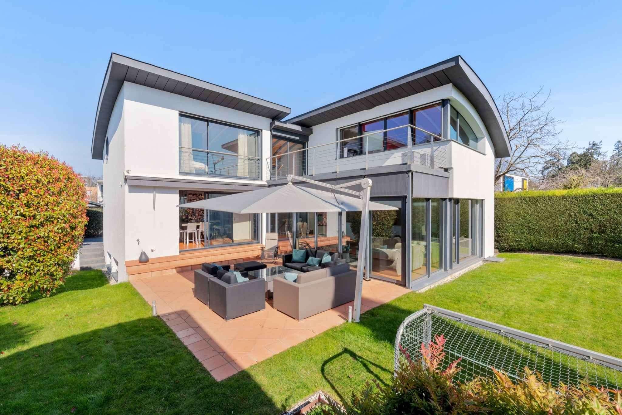 Magnifique villa individuelle dans un quartier calme