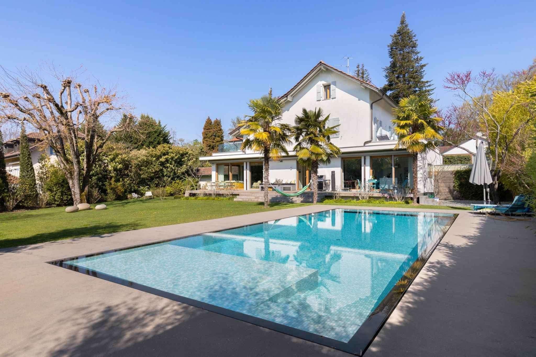 House 9 rooms 330m²  | Vandoeuvres